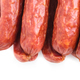 Tasty smoked beef sausages. - PhotoDune Item for Sale