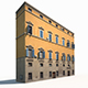 Building Facade 178 Low Poly - 3DOcean Item for Sale