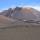 View of the Mount Etna main craters - PhotoDune Item for Sale