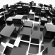 Black Cubes - VideoHive Item for Sale
