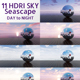 Full Day Seascape HDRi Sky Collection