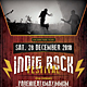 Indie Rock Event / Poster