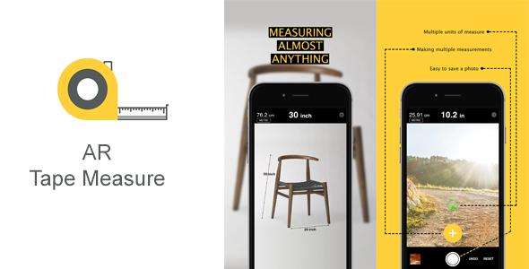 CodeCanyon ARuler AR measure distance 20663929