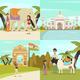 India 2x2 Design Concept Set