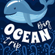 Ocean Trip Poster