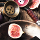 Arabic smoking hookah with figs - PhotoDune Item for Sale