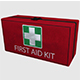 First Aid Kit - Game Ready - 3DOcean Item for Sale