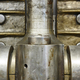 Engine valve detail of and second war world submarine. Power - PhotoDune Item for Sale
