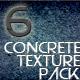 6 Hard Concrete Texture - GraphicRiver Item for Sale