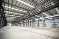 empty steel structure workshop - PhotoDune Item for Sale