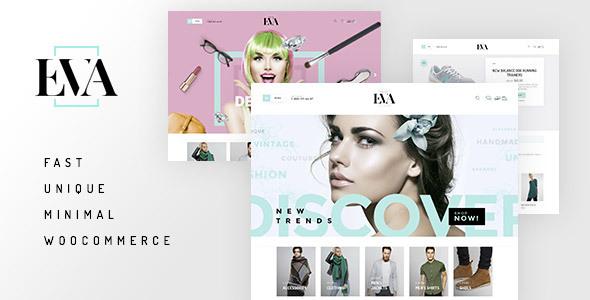 Eva - Responsive WooCommerce Theme