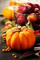 Pumpkin and apples - PhotoDune Item for Sale