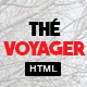 The Voyager - Multi Purpose Magazine and Blog HTML Template - ThemeForest Item for Sale