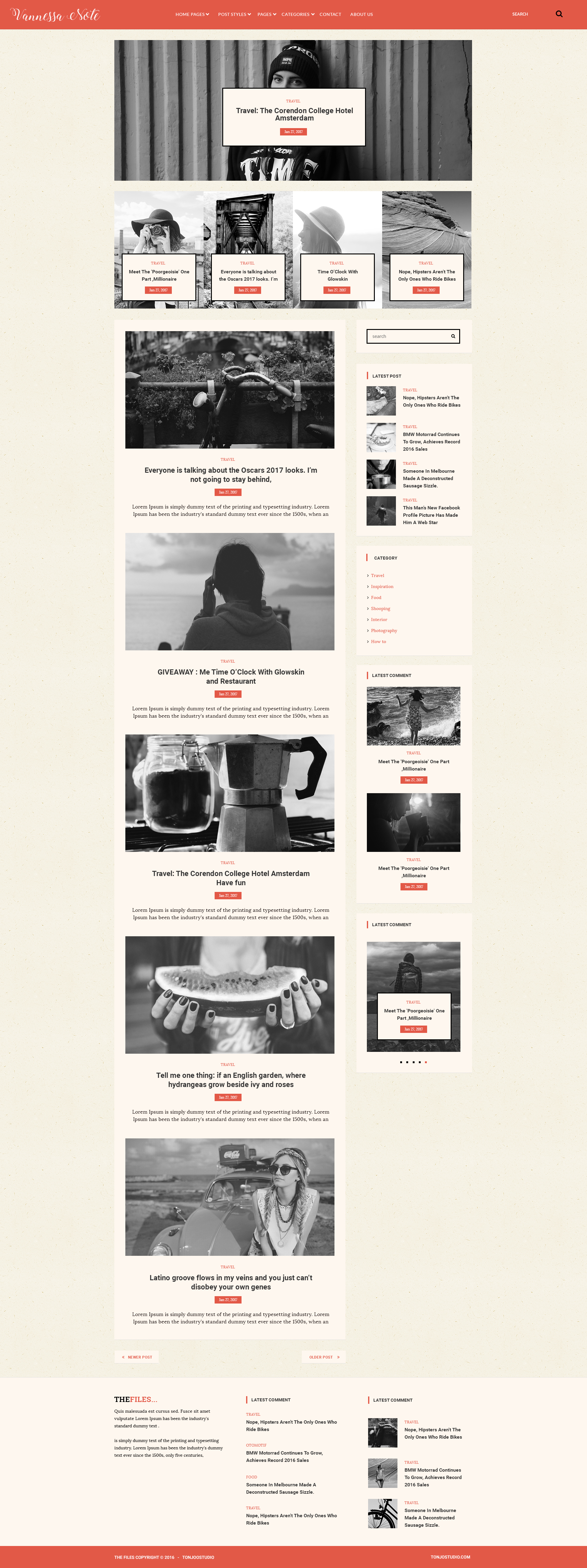 Lovely Standard Html Template Photos - Professional Resume Example ...