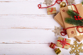 Christmas decorations background - PhotoDune Item for Sale