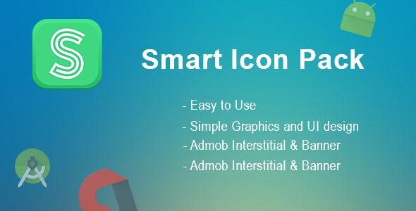 CodeCanyon Smart icon android & Admob 20667256