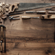 Collection of vintage woodworking tools - PhotoDune Item for Sale