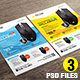 Mouse Gaming Product Flyer - Corporate Promotion Flyer - GraphicRiver Item for Sale
