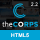The Corps - Multi-Purpose HTML5 Template