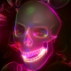 Neon Skull - VideoHive Item for Sale