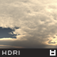 High Resolution Sky HDRi Map 134