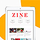 Zine UI Kit - ThemeForest Item for Sale