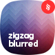 Zigzag Blurred Backgrounds - GraphicRiver Item for Sale