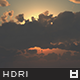 High Resolution Sky HDRi Map 136