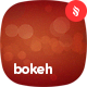 Flat Bokeh Backgrounds - GraphicRiver Item for Sale