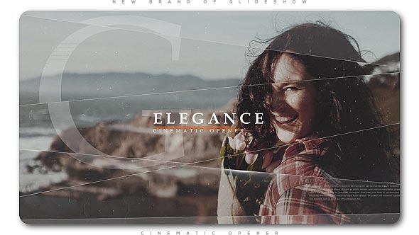 Elegance Cinematic Opener | Slideshow