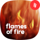 Flames of Fire Backgrounds