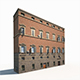 Building Facade 179 Low Poly - 3DOcean Item for Sale