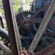 Detail of the old broken mechanism - PhotoDune Item for Sale