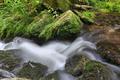 Water flowing over rocks - PhotoDune Item for Sale