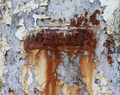 Rusty iron with old peeling paint - PhotoDune Item for Sale