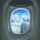 Airplane Window Travel - PhotoDune Item for Sale