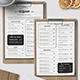 Food Menu vol.4 - GraphicRiver Item for Sale