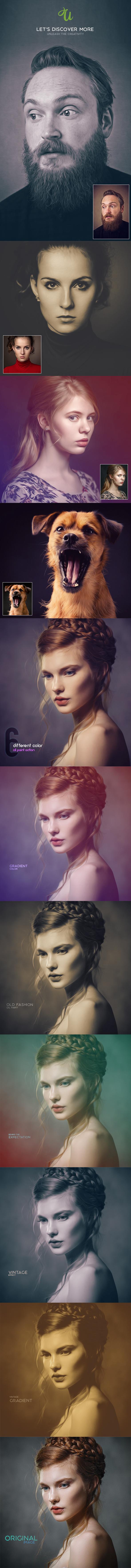 GraphicRiver Color Gradient Action 20668666
