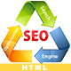 SEO TRAFFIC - Internet marketing, finance and consulting HTMl5 template