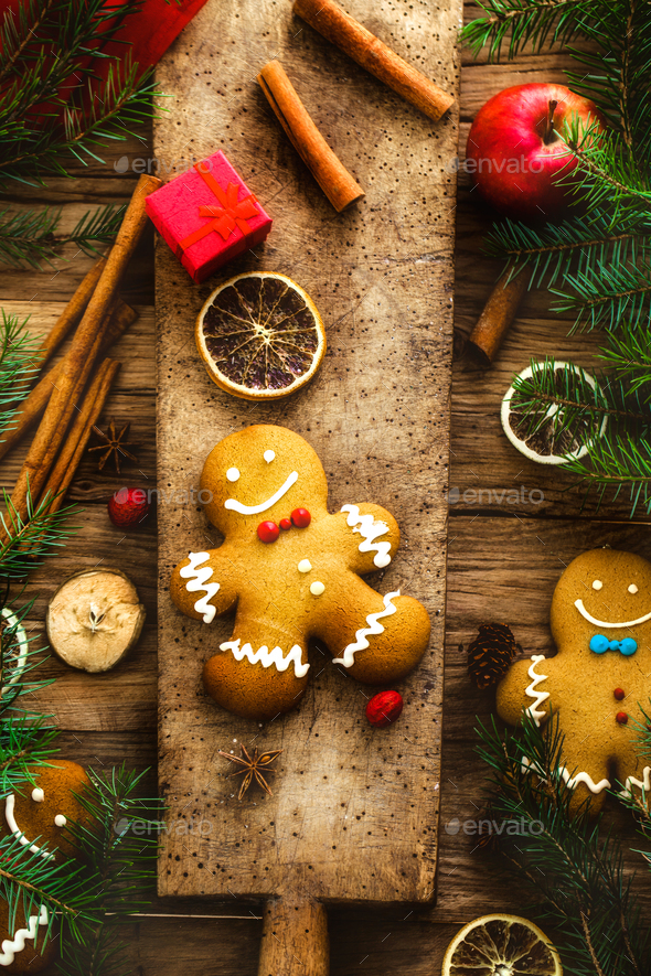 Gingerbread - Stock Photo - Images