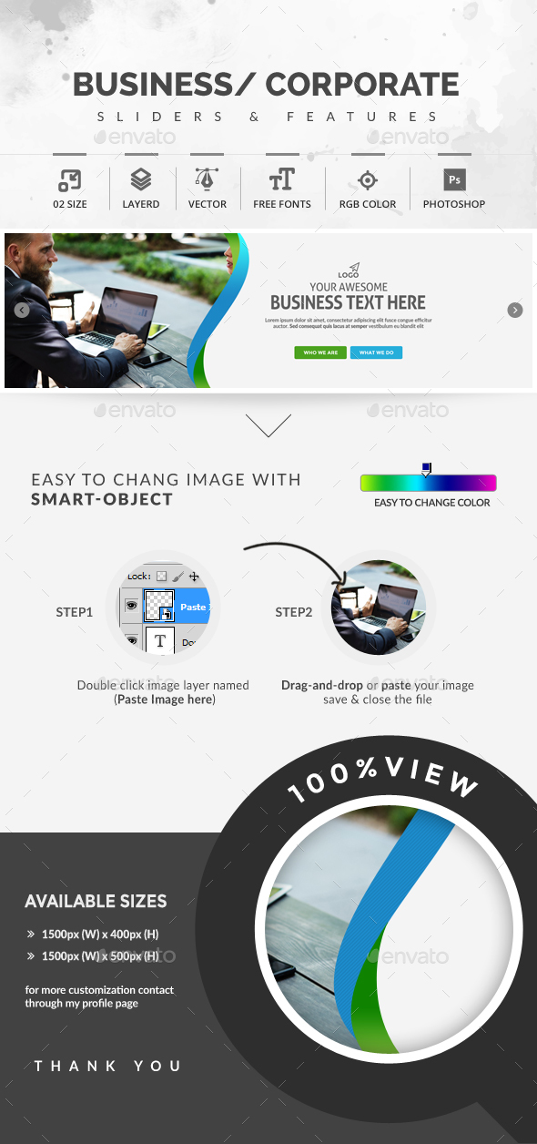 GraphicRiver Sliders 20668981