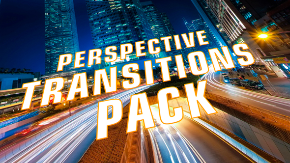 VideoHive Perspective Transitions 20669405