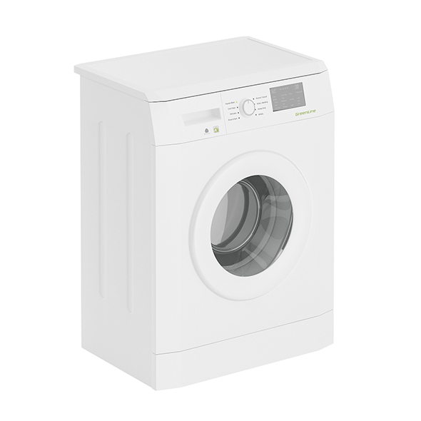 Washing Machine - 3DOcean Item for Sale