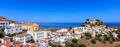 Greece, Kea island. Ioulis village