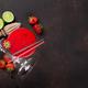 Strawberry margarita cocktail - PhotoDune Item for Sale