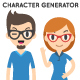 Character Generator 1.0 - GraphicRiver Item for Sale