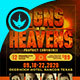 Signs in the Heavens Conference Flyer Template - GraphicRiver Item for Sale