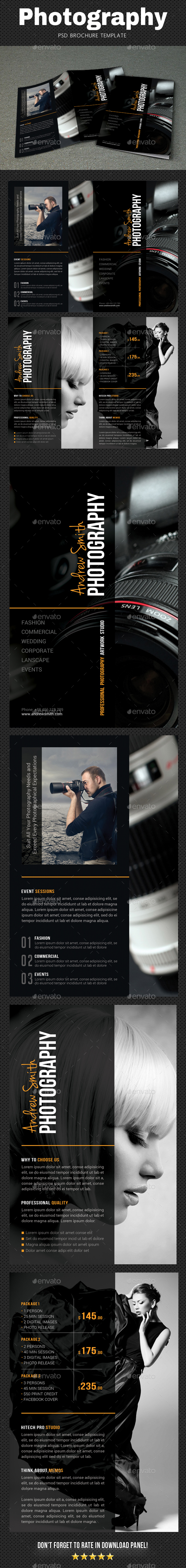 Photography Brochure 2 - Corporate Brochures