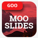 MooSlides Creative GoogleSlides Template