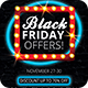 Black Friday Offer Flyer - GraphicRiver Item for Sale